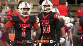 Liberty-Eylau Leopards (TX) vs Texas High Tigers (TX) - 2019