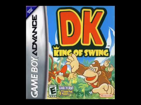 donkey kong king of swing gba
