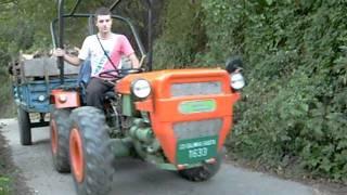 Tomo Vinkovic 732 prevoz drva