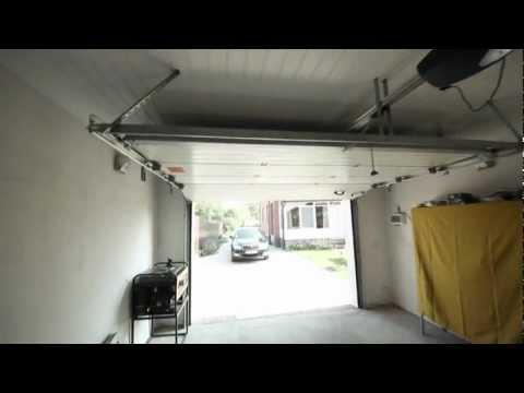 Видео: как выбрать гаражные автоматические ворота.