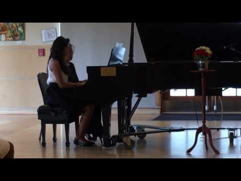 A Student and Teacher duet Spring Recital 2016 Virginia