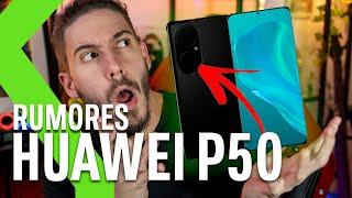 TODO SOBRE el HUAWEI P50: ¡Y decían que el módulo del iPhone era grande!