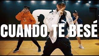 CUANDO TE BESÉ - Becky G ft Paulo Londra - Coreografia Matias Orellana