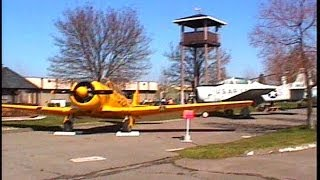 McClellan Air Force Base Museum, March 3, 2000