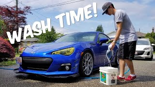 How I Wash My Car! SIMPLE and SPOTLESS!
