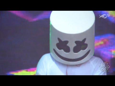 Marshmello LIVE from LOLLAPALOOZA 2016 (clip 2/2)