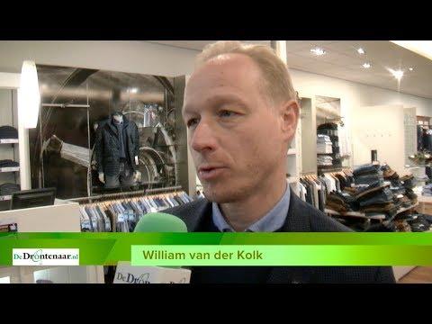 "VIDEO | William's Fashion for Men opent ook in Kampen: ""Prachtige oude binnenstad"""