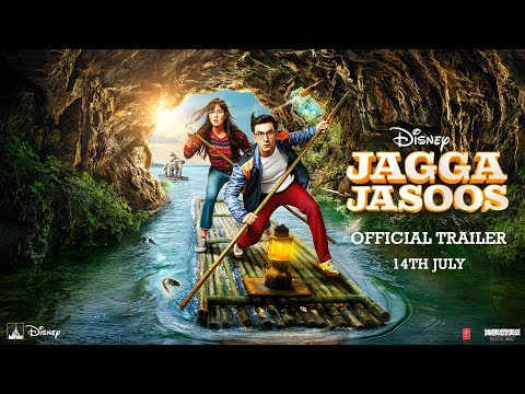 Jagga Jasoos | Official Trailer | In Cinemas July 14