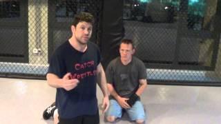 Very Funny Jiu Jitsu Partner Uke Farts During Body Compression Choke Grappling!