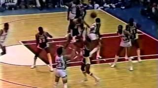 George Iceman Gervin - 39pts, Gm 5 Vs. Lakers (1982 Semifinals)