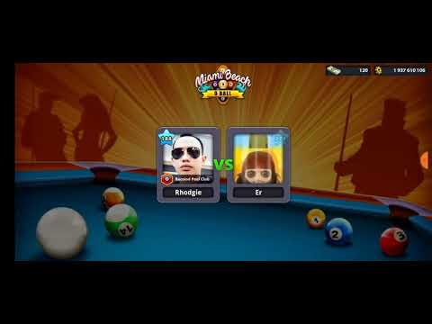 9 Ball using Phillipines Cue in 8 Ball Pool by Miniclip