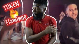 Token   Flamingo (Official Video) | Reaction