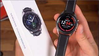 Samsung Galaxy Watch3 Unboxing!