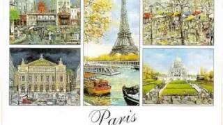 Postcard from Paris - Italian on-video translate (Jimmy Webb)