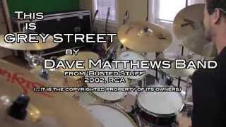 Drumming Grey Street by Dave Matthews Band [Harry Miree]