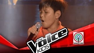 "The Voice Kids Philippines Blind Audition ""Dance with my Father"" by Winston"