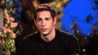 Tangled: Zachary Levi Talks About Being A Disney Character Voice