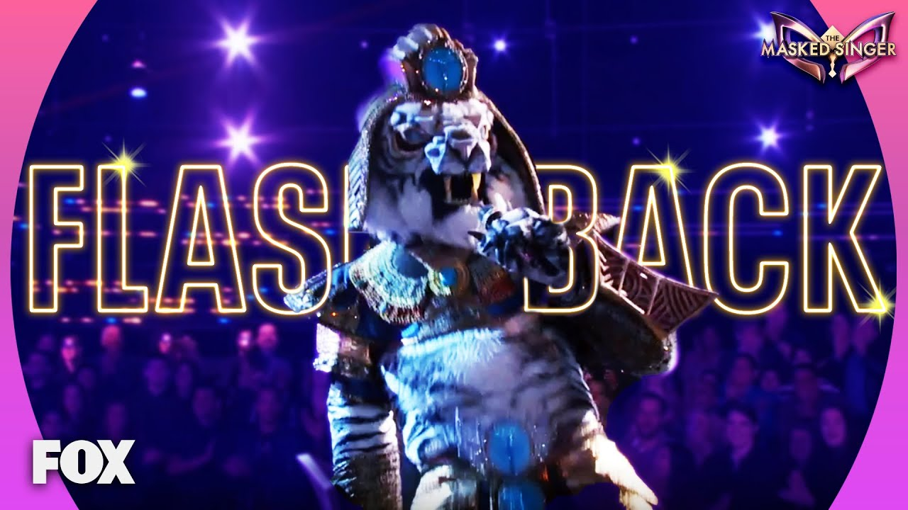 """White Tiger Performs """"I'm Too Sexy"""" By Right Said Fred 