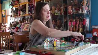 The Reluctant Reviewer and Melissa and Doug's Take Along Railroad