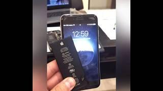 Замена аккумулятора iPhone 6s Тюмень