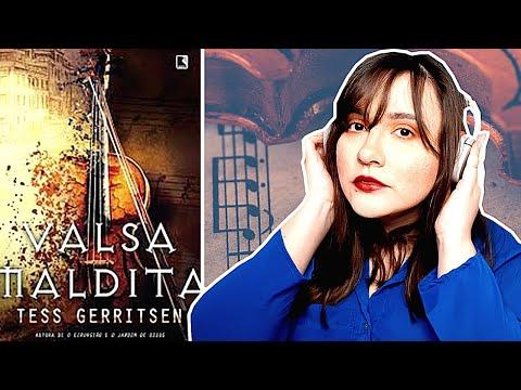 VALSA MALDITA | TESS GERRITSEN | EDITORA RECORD | LIVRO