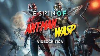 Crítica 'ANT-MAN Y LA AVISPA' | Opinión