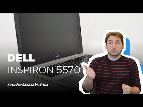 Dell Insprion 5570 Teszt | Az inspiráció 5570-es változata letöltés