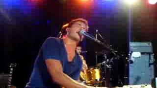 "Jon McLaughlin ""Industry"" live in Detroit"