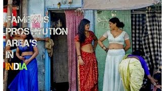 5 fameous prostitution area in india | BIGGEST RED LIGHT AREAS |