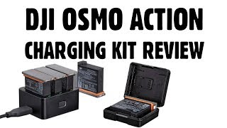 Osmo Action Charging Kit Quick Review
