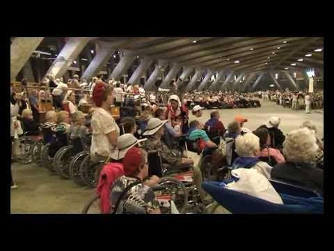 Lourdes bedevaart 2010 - Groep Overloon