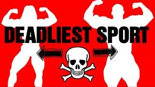 Bodybuilding the MOST Dangerous Sport