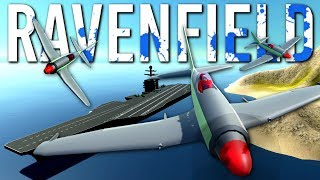 DOGFIGHTS AND DERPY TEAMMATES - Ravenfield (Steam Early Access)