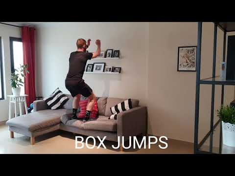 Couch Jumps