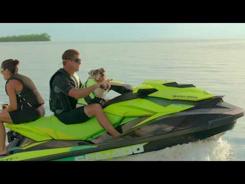 2019 Sea-Doo GTI 130 iBR in Elizabethton, Tennessee - Video 1