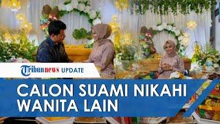 Acara Pernikahan Sudah di Depan Mata, Wanita Ini Kaget Calon Suami Malah Nikah dengan Orang Lain