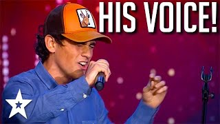 Singer Nicolás Ruiz WOWS Judges With His AMAZING Vocals on Got Talent Chile | Got Talent Global
