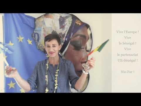 Message de Irène Mingasson, Ambassadrice de l'UE au Sénégal, à l'occasion de la Journée de l'Europe