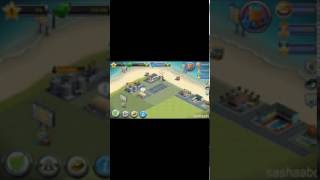 city island airport 2 обзор игры андроид game rewiew android//