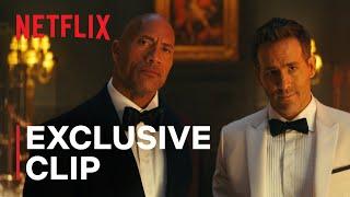 RED NOTICE | TUDUM Exclusive Clip | Netflix