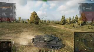 Т-54, Малиновка, Стандартный бой