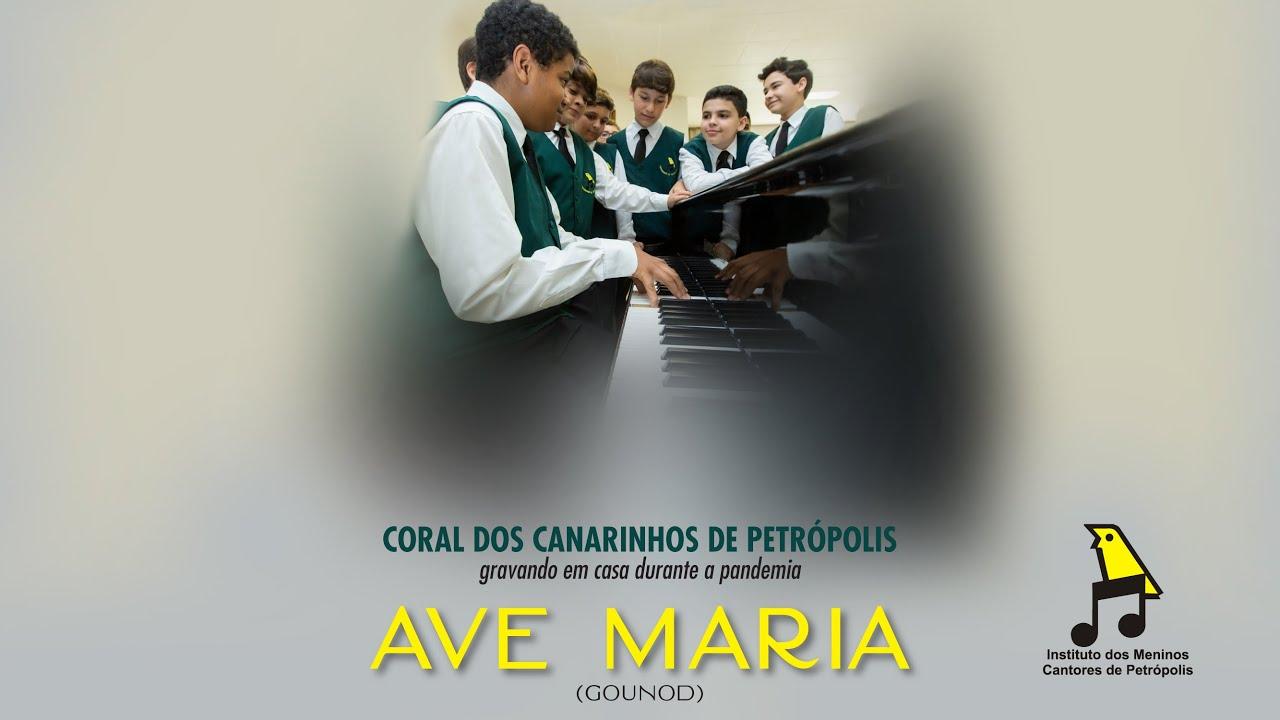 Ave Maria de Gounod | Canarinhos de Petrópolis