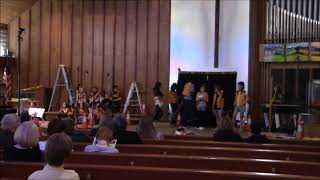 """Children's Spring Musical Play: """"Jesus the Bridge""""; Performed by FPC Children Ministry"""