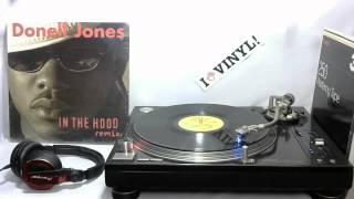 DONELL JONES - IN THE HOOD REMIX