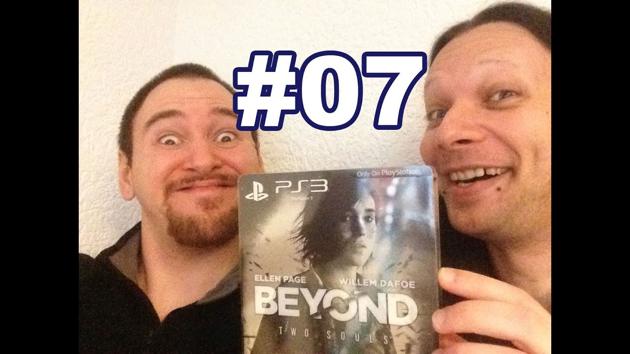 Let's Play: Beyond – Two Souls (Part 07)