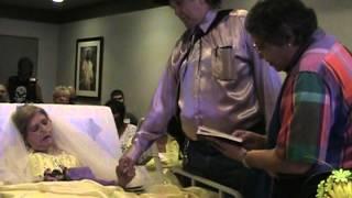 Last Moment Alive Hospice Wedding - Ann & John August 10, 2012