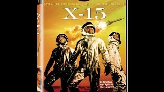 X15 1961 FULL MOVIE