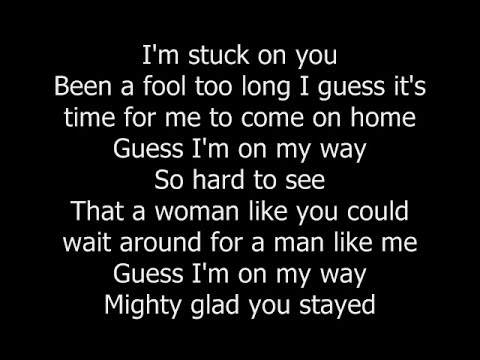 Lionel Richie - Stuck On You video
