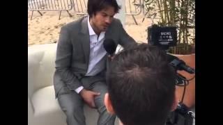 Cannes 2015 | TéléLoisirs Interview (21.05.15)