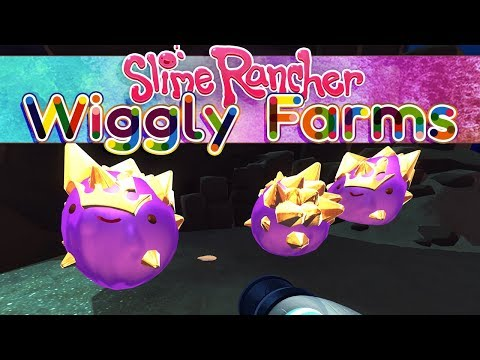 Thanos Slimes?! - Slime Rancher: Wiggly Farms - #6